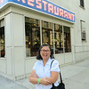 Quinn at the Restaurant used for Seinfeld