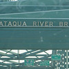 Piscataqua River Bridge and New Hampshire State Line