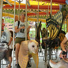 Brandon enjoying the carousel
